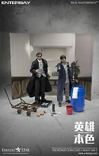 1/6 Scale ENTERBAY Real Masterpiece Movie A Better Tomorrow Mark Lee Figure