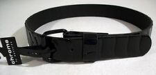 New! Chrome by Westside Men's Size 32 Black with Black Shine Belt