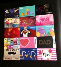 WALMART GIFT CARD ----- - LOT OF 15 PCS. ------ NEW