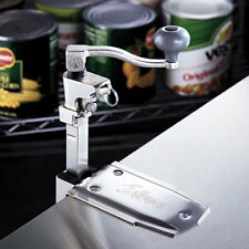 Nsf Medium Duty Can Opener - Stainless Steel Clamp