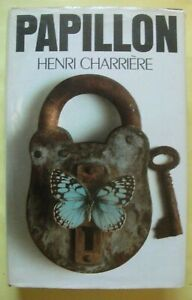 PAPILLON by Henri Charriere, 1970 2nd impression