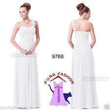 Abbigliamento e accessori bianco vestito senza marca per bambine damigelle
