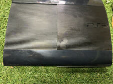 PlayStation 3 PS3 Super Slim 500GB Console Only Tested & Fully Working