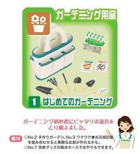 Re-ment  #36 miniature home store gardening  bag  tools scoop rake flower seeds