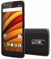 "Motorola Moto X Force XT1580 32GB Black (FACTORY UNLOCKED)  5.4"" QHD 21MP"