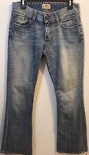 BKE Denim Jeans Culture Stretch Bootcut Size 29 X 33-1/2 In Blue