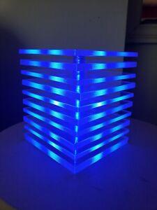 TYBBLE for IKEA 2003 moveable acrylic panels DESK LAMP NIGHT LIGHT 19972