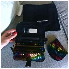 NWT Jerome Dreyfuss Disco Club Momo Rainbow Suede Mini Bag - Revolve