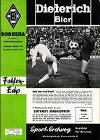 BL 72/73 Borussia Mönchengladbach - Eintracht Braunschweig, 04.11.1972