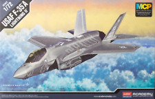 Academy 1/72 USAF F35a Lightning II Australian Decals 12507 Plastic Model Kit