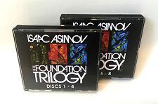 Isaac Asimov - The Foundation Trilogy (8 x Audio CD's) (Audiobook)