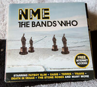 NME compilation cd THE BANDS WHO Oasis The Stone Roses Travis Bur MUSE GREAT