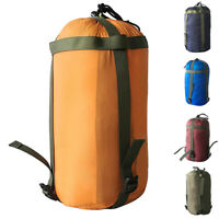 New Waterproof Sleeping Bag Camping Outdoor Compression Stuff Sack Bag Light Bag