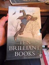 Ten Brilliant (childrens) Books boxset.  RRP 39.99, Children's Books, Free Post