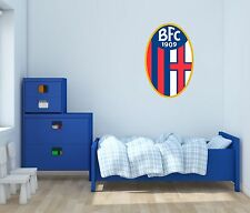 Bologna FC Serie A Soccer Wall Decals Vinyl Sticker For Room Bedroom Home