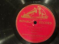 """Antonio Scotti """"Sonnambula-Vi ravviso"""" Victor Monarch 81041 """"A"""" Stamper 78"""