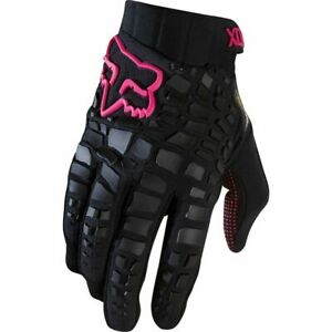 Fox Racing Women's Sidewinder Glove Black