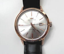 """Gent's Glycine """"Classic"""" Automatic Watch with Date"""