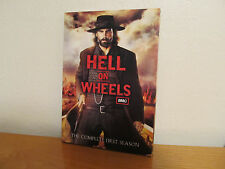 Hell on Wheels: The First Season 3 Disc DVD Box Set - I combine shipping
