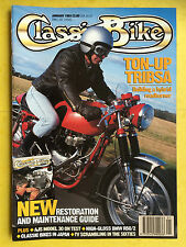 CLASSIC BIKE - January 1993 - BMW 500cc R50 - 1957 Model 30 AJS - Motorcycle