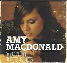AMY MACDONALD / THIS IS THE LIFE * NEW LIMITED PUR EDITION CD * NEU *