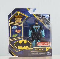 "DC Spin Master Batman - Batman [Turquoise] 4"" Action Figure [Target Exclusive]"