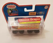 Thomas The Tank Engine & Friends CHINESE DRAGON WOODEN TRAIN NEW WOOD