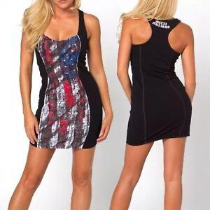 """Metal Mulisha """"Biker Babe"""" Ladies Dress Size S"""