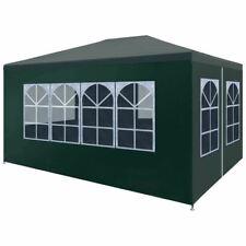 Vidaxl Tente de Réception 3 x 4 M Vert pelouses et Jardins