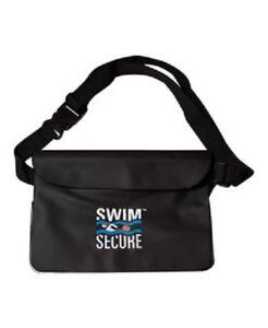 Swim Secure  Water Proof Bum Bag - Black  *NEW*