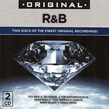 Best Of Original R&B CD Album - Flo Rida En Vogue Coolio Tempah BIG Craig David