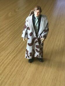 Vintage Kenner - Loose Figure - 1984 ROTJ - Han Solo Trench Coat (Blank Lapels)