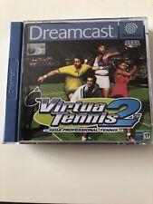 Dreamcast Virtua Tennis 2