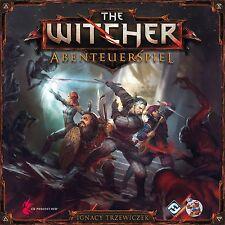 The Witcher - Abenteuerspiel | Brettspiel, Deutsch