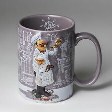 Guillermo Forchino Comic Art Kaffeetasse - The Cook-Koch - Reliefbecher FO83001