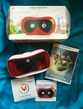 VIEW MASTER ~ VIRTUAL REALITY STARTER PACK with DESTINATIONS pack Free Shipping