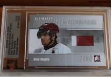 2007-08 In The Game Ultimate Memorbillia DREW DOUGHTY 1st Rounders SILVER 16/24