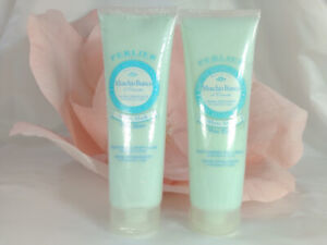 Lot Of 2 PELIER Natural Recipes Body Cream's White Musk 8.4 oz Each Sealed