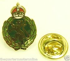 WRAC Womens Royal Army Corps Lapel Pin Badge
