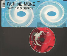 FAITH NO MORE 4 tr NEW CD SINGLE Last Cup Of Sorrow ASHES to ASHES David Bowie