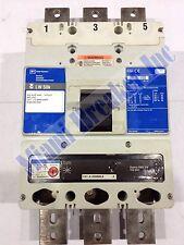 LW3800T33W Cutler-Hammer Type LW 50k Blue Label Circuit Breaker 3 Pole 400 Amp