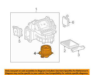 TOYOTA OEM-Blower Motor 871030E040