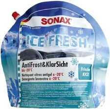 SONAX Antifrost&KlarSicht bis -20°C IceFresh 133441 3 Liter Frostschutz