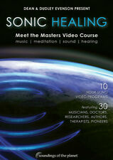 Sonic Healing: Meet the Masters Video Course [New DVD]