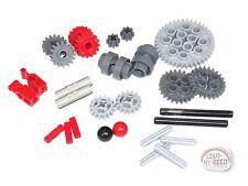 LEGO Technic - 28-Pc Clutch Kit - New - (Gear, Axle, NXT, EV3)