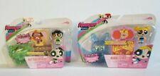 Powerpuff Girls Bubbles BULLE Morbucks Buttercup Manboy REBELLE Aura Power Pod