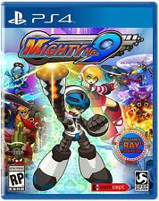 Mighty No. 9 - PlayStation 4 Download Card