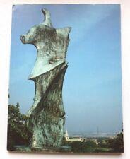 Henry Moore - Ethos und form     1994 GERMAN ART EXHIBITION CATALOGUE /  BOOK