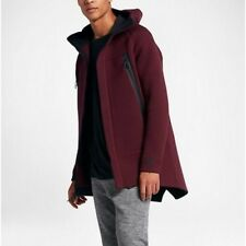 Nike Tech Fleece Parka Coat ~ 805142 681 ~ Size Large