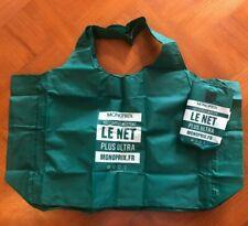 Monoprix French Shopping Bag - Green Design